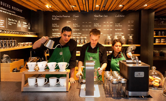 Star-buck cafe