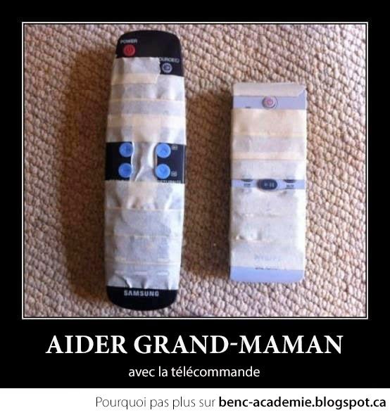 grand-maman-et-telecommande