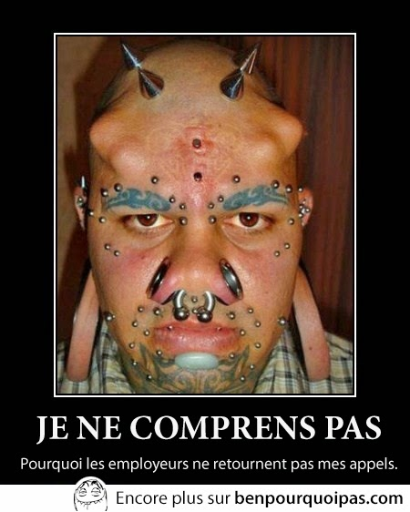 visage tatoos et implants