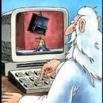Création de l'informatique