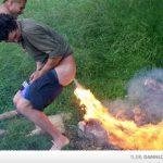 Truc de camping, comment partir un feu de camps