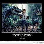 Extinction des dinosaures, la vérité