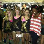 Fans de Kesha Fail
