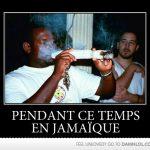 Pendant ce temps, en Jamaïque