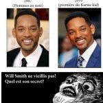 Will Smith ne vieillis pas!