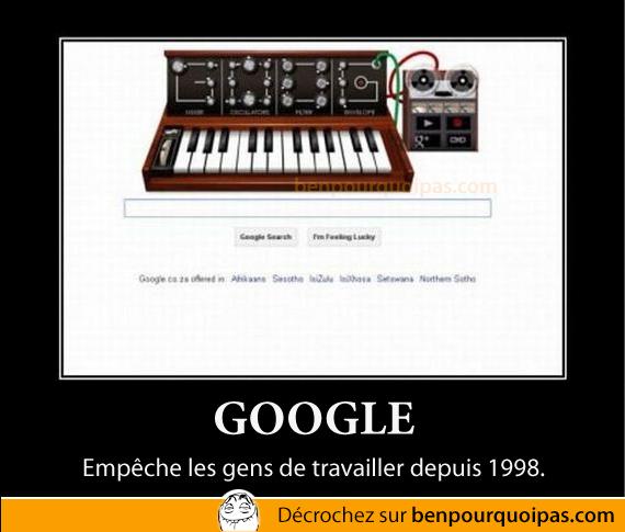 interface spéciale de Google clavier