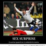 Sex surprise, quand on s'y attends le moins!