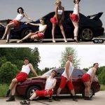 Pourquoi ce sont des femmes qui font les pubs de voiture