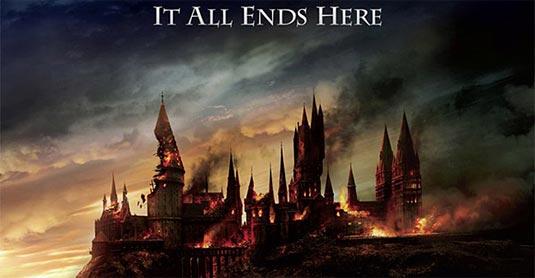 Poudlar - Hogwarts