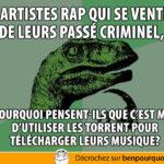 Les rappers et les torrents