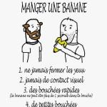 4 règles simples pour manger une banane
