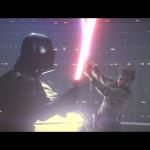 Star Wars, Luke, JE suis ton pere (dialogue alternatif)