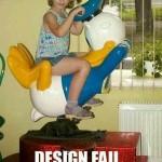 Design de jeu d'enfant FAIL!!