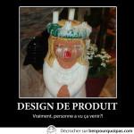 Design de produit fail