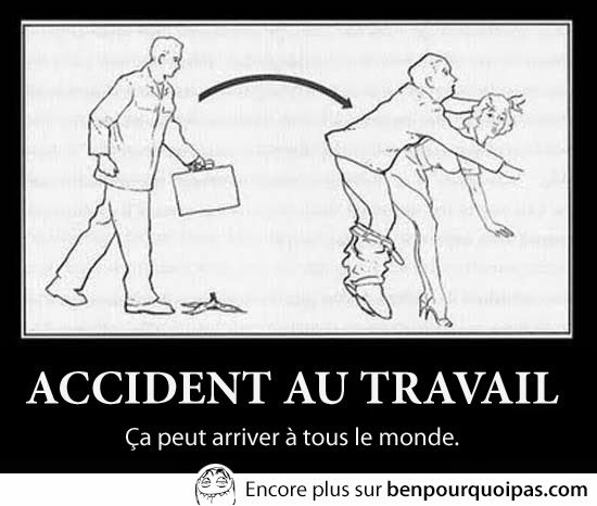 accident de travail