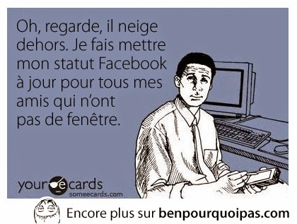 your-e-card-Il-neige-dehors-facebook