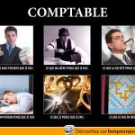 Comptable: réalité versus ce que les gens pensent