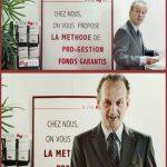 Le message caché chez votre banquier