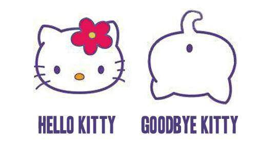 Hello Kitty, Goodbye Kitty