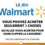 Le jeu de Walmart