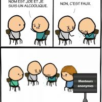 Alcooliques anonymes... peut-êtres pas Cyanide and Happiness