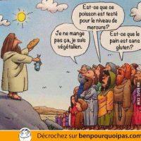 Jesus et la multiplication des pains... aujourd'hui!