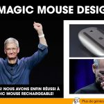 Apple Magic Mouse Design Fail… Beau travail Tim Cook!!!
