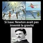 Si Isaac Newton n'avait pas inventé la gravité…