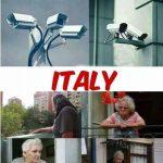 La surveillance à travers le monde