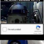 Quand Obi-Wan demande à R2-D2 d'activer l'élévateur 31174…