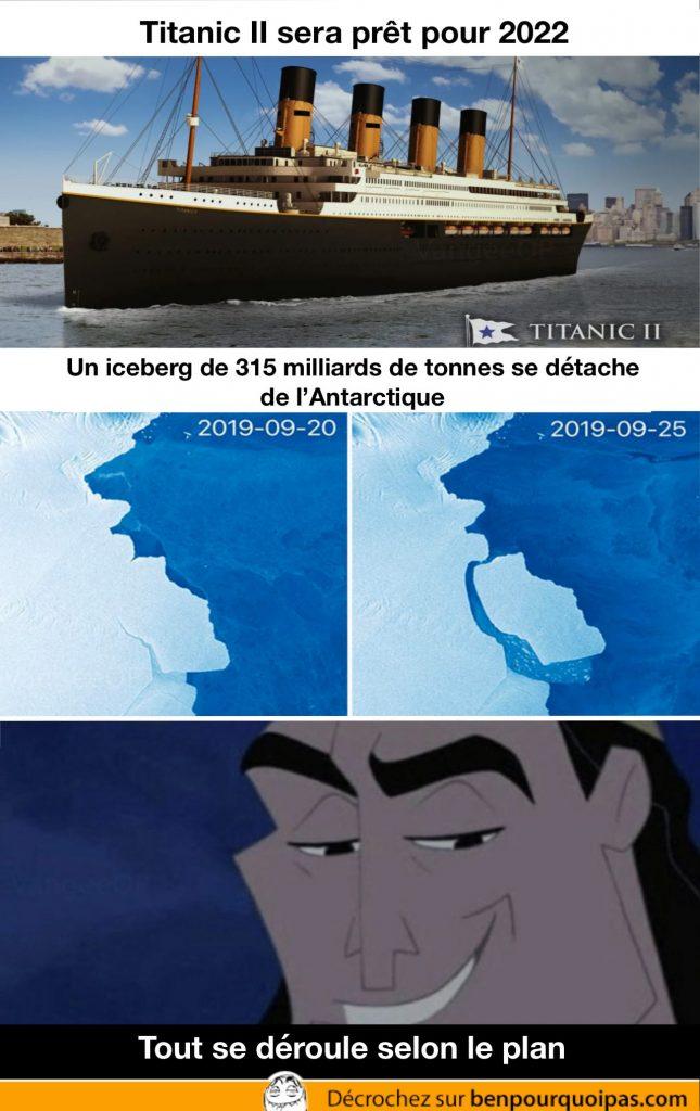 Titanic II 2020 ... a-t-il des chances?