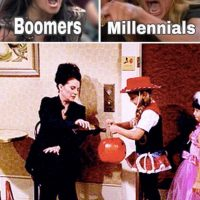 Boomers vs Millennial vs gen x and gen x
