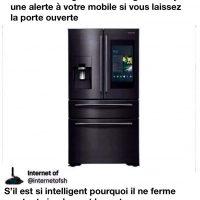 Samsung annonce un frigo intelligent... mais l'est-il vraiment?