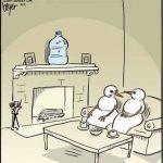 Frosty voulait être incinéré