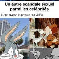 Un autre scandal sexuel chez les stars avec preuve sur vidéo