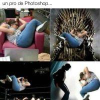 S'endormir chez un ami qui connais Photoshop