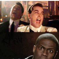 J'ai souvent ces deux réactions lorsque je publie de l'humour noir...