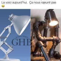 Vous vous souvenez de la lampe de Pixar? La voici aujourd'hui!