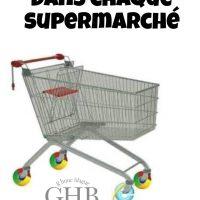 Dans chaque super marché...