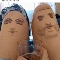 Prendre un verre avec mes copains de confinement