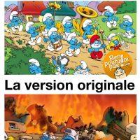 La version Disney vs la réalité